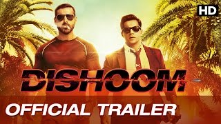 Dishoom TRAILER, Dishoom Official Trailer, John Abraham, Varun Dhawan, Jacqueline Fernandez
