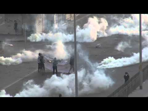 Bahrain : Suppression of demonstrations in protest against the killing of boy