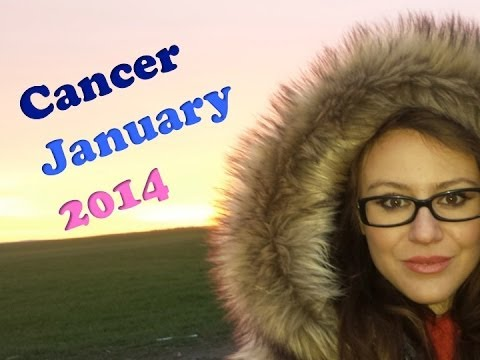 CANCER JANUARY 2014 with astrolada.com