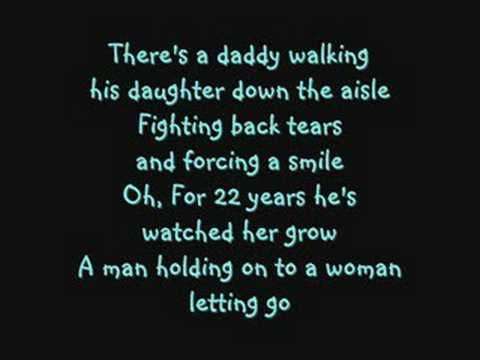 Ty Herndon-A Man Holding On (to a woman letting go)