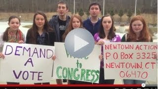 Demand a Vote: Jr Newtown Action Alliance PSA