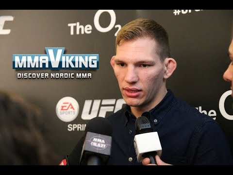 Luke Barnatt UFC Fight Night 37 Pre Fight Interview | MMAViking.com