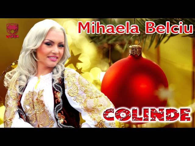 COLINDE - Mihaela Belciu - S-a nascut Emanuel