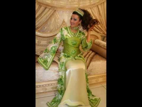 Nouba Hsine  -tenues traditionnelles -