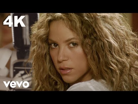 Shakira - Hips Don't Lie ft. Wyclef Jean