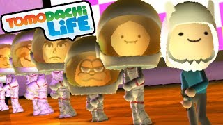 Tomodachi Life: Finn's Song, New Adventure Time Miis Gameplay Walkthrough PART 14 Nintendo 3DS