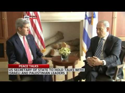 Netanyahu slams Palestinians over talks