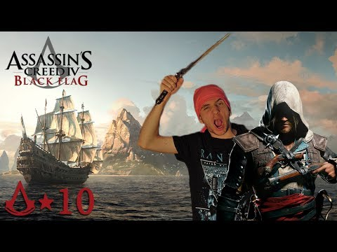 Assassin's Creed IV Black Flag ► Let's Play Česky ► #10 ► Žena?! ► synecek11