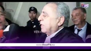 كعادته..زيان منوض قربالة  فالمحكمة بسباب الفيديوهات الجنسية لبوعشرين ( فيديو)   |   بــووز