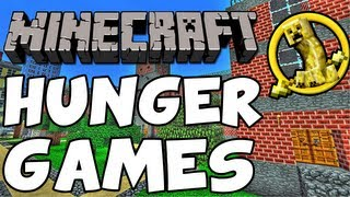 Minecraft Hunger Games #4 - MCSG - with QualityDarren