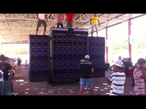 Evento em Taquaritinga Sp Caminhao Treme Tudo