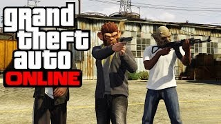 GTA 5 Online NEW DLC Heists,Buying Mansions