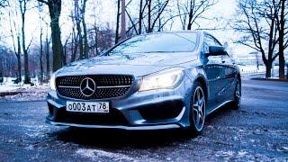 Диагностика Mercedes CLA 250, определяем крашенные элементы без Толщиномера . Ярослав Ефремов