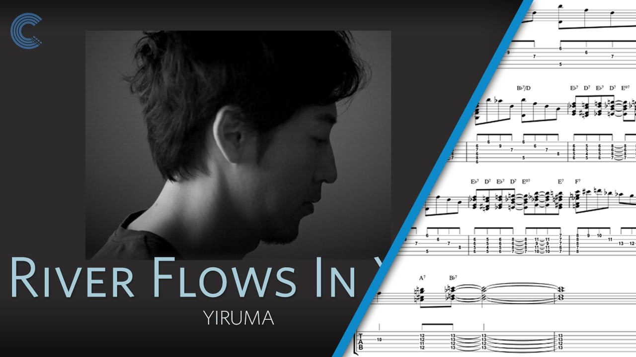 Piano - River Flows in You - Yiruma - Sheet Music, Chords, and Vocals - YouTube