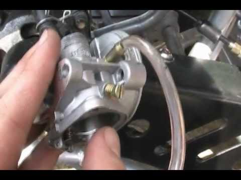 49cc Carburetor Leak Solution Youtube