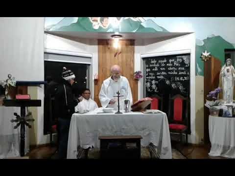 Santa Missa | 11.07.2020 | Sábado | Padre José Sometti | ANSPAZ
