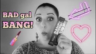 SUPER NOVITA' BENEFIT:BAD GAL BANG MASCARA! Proviamolo insieme! | Giulia Cova