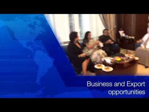 Asian arab chamber of Commerce Bangalore india visit to FERTIL in Abu Dhabi UAE.
