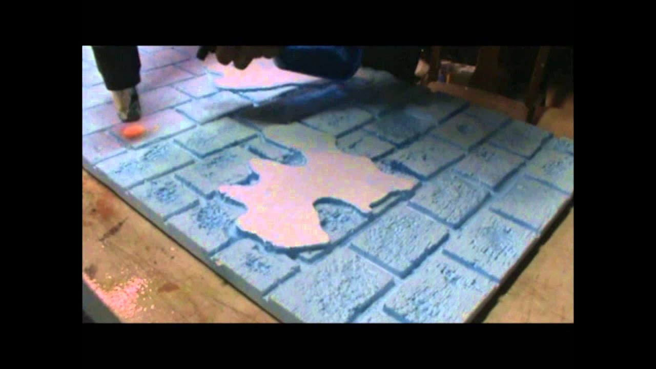 Foam board carving how to pt youtube