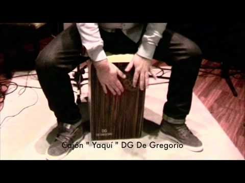 De Gregorio DG De Gregorio Cajon - Yaqui - Makassar Finish