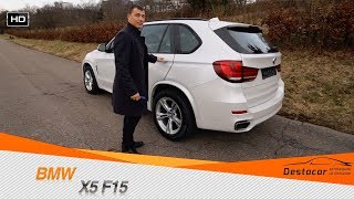 BMW X5 F15 для Испании    Какое СОСТОЯНИЕ авто от BMW PREMIUM SELECTION? Денис Рем Дестакар