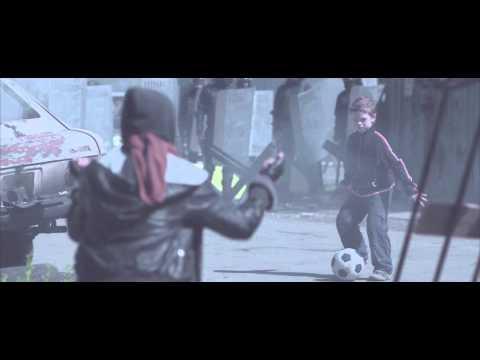 Santigold - Kicking Down Doors (from Pepsi's Beats of the Beautiful Game LP)