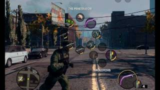 Saints Row 3: Military/Army Outfit And 'Eagle' Rocket Pod