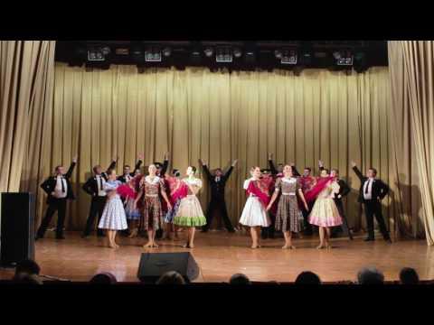 Концерт, посвященный дню работника культуры. Видео