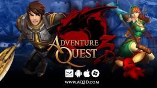 AdventureQuest 3D - Open Beta Trailer