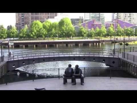 Docklands, London, UK - 6th June, 2013