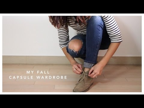 Fall 2016 Capsule Wardrobe   Jenn Rogers