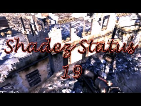 Striatus Shadez: Shadez Status - Episode 19