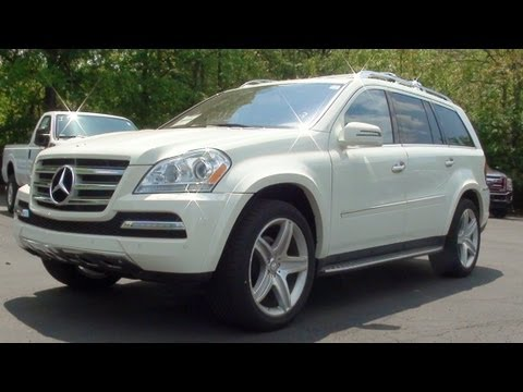 MVS - 2012 Mercedes-Benz GL550 4Matic
