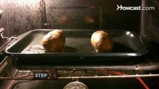 How To Bake A Sweet Potato