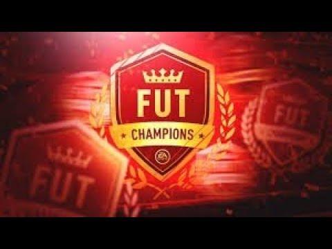 EMPEZANDO FUT CHAMPIONS CON LUKASF7 EN DIRECTO !!-FIFA 18