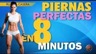 Piernas Perfectas en 8 minutos