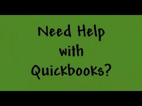 Banking Reconciliation in Quickbooks 2013 (
