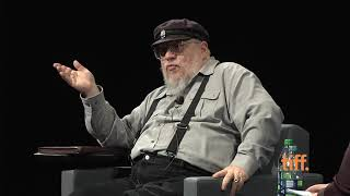 George RR Martin on the Hardest Character to Write