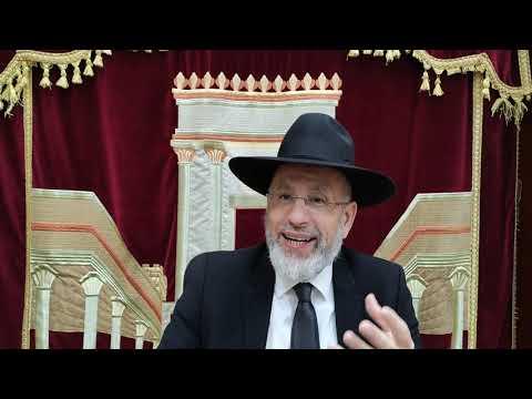La Houtspa de la dernière génération Yaacov Mordehaï remercie Ashem pour sa protection du Am Israël