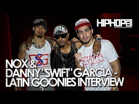 Danny Garcia Talks August 7th Fight in BK; Nox Talks Upcoming 'Latin Goonies' Mixtape with HHS1987