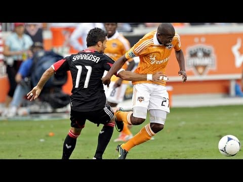 PLAYOFF HIGHLIGHTS: Houston Dynamo vs D.C. United, November 11, 2012