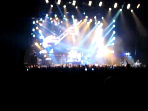 "Ozzy ""Crazy Train"" live in Tacoma WA 2/5/2011"