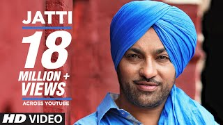 Harjit Harman : Jatti Full Video Song Folk
