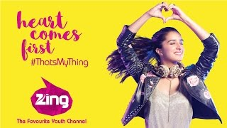 Zing That's My Thing - Heart Comes First
