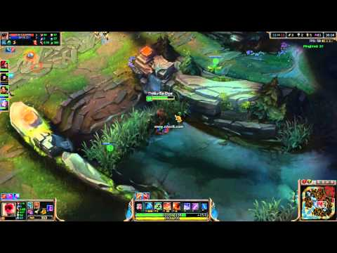 Lee sin di rung` rank vang`