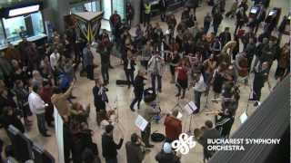 [Official] Flash Mob At Bucharest International Henri