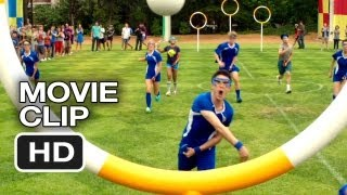 The Internship Movie CLIP Quidditch (2013) Vince