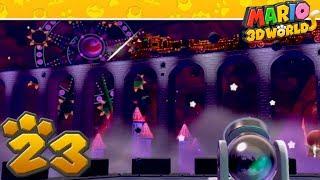 Super Mario 3D World - Part 23 - Plessie's Back Again