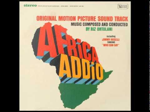 """03 I Mercenari - Riz Ortolani - Africa Addio, """"I Mercenari"""" from the soundtrack to """"Africa Addio"""" composed by Riz Ortolani. """"Africa Addio"""" is a 1966 Italian mondo doentary directed by Gualtiero Jacopetti and Franco Prosperi."""