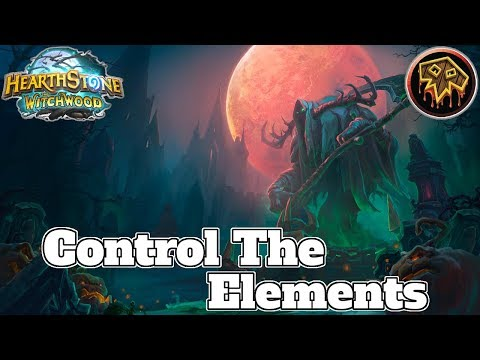 Elemental Shaman Witchwood | Hearthstone Guide How To Play